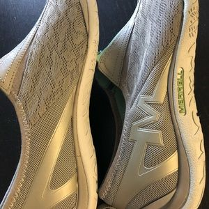 Merrell Shoes - Merrell Aluminum Zipper Shoe
